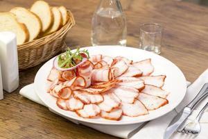 bacon foto