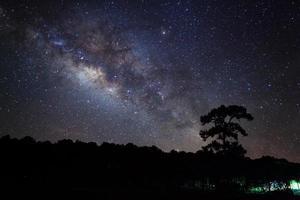 Vintergatan foto