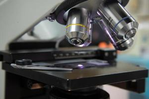 mikroskop foto