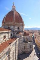 Florens duomo, Italien foto