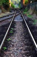 järnväg till ingenstans foto