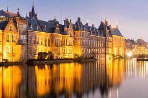 Nederländerna parlament hague foto