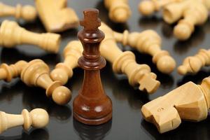 schackmatt foto