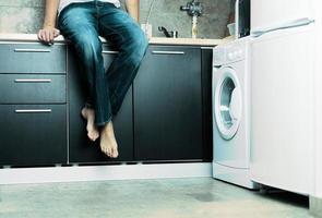 tvätt foto