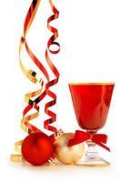 festlig drink foto