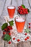 dricka rött foto