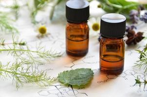 växtbaserade apotekar