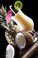 färsk frukt drink foto
