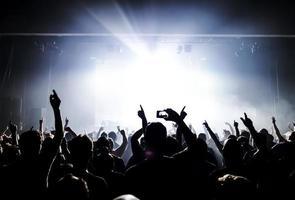 konsert publiken foto