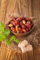 honungnötter foto