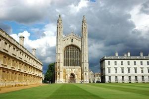 king's college kapell, Cambridge foto