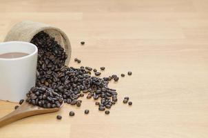 kaffebrun dryck varm