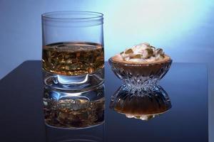 dryck och mat-tartlets foto