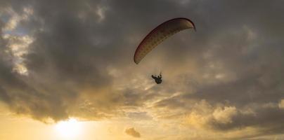 paraglider foto