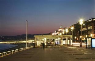 promenade des anglais in nice. Frankrike