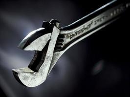 accesorio - llave inglesa foto