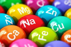 mineraler och mikroelement