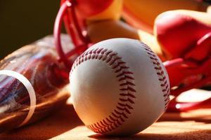 baseboll och fångare mask 3 foto