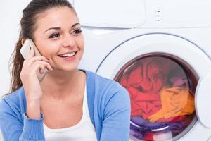 tvättning foto