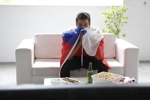 fan av Chile foto