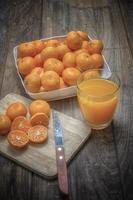 orange frukt foto