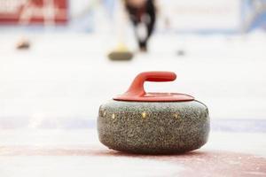 curling foto