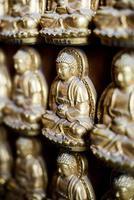 Kina buddha staty foto