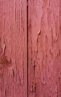 målad trä foto