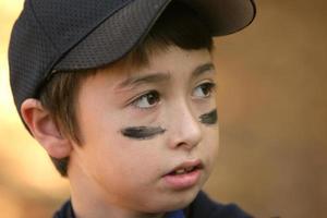 Basebollspelare foto