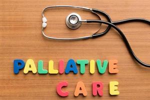 palliativ vård foto