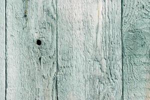 gammal målad trävägg - textur eller bakgrund foto