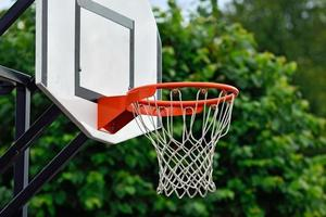 sköld för streetball foto