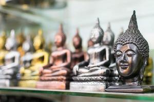 buddha huvud foto