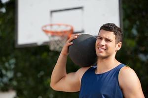 basketspelare foto