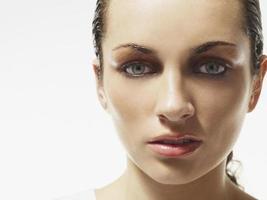 vacker kvinna foto