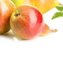 mogna päron närbild foto