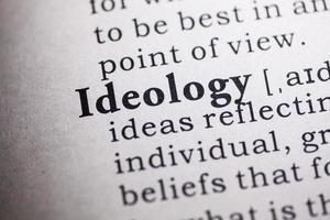 ideologi foto