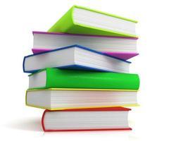 torn av böcker