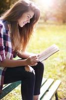 att studera i det omgivningen är ett nöje foto