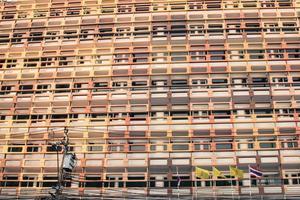 bostäder komplexa mönster foto