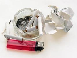 aldrig röker igen foto