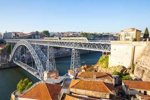 dom luiz bridge porto foto