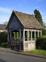 lychgate, warwickshire foto