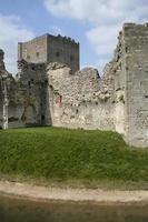 medeltida slott foto