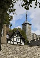 Tower of London England foto