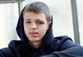 tonåring foto
