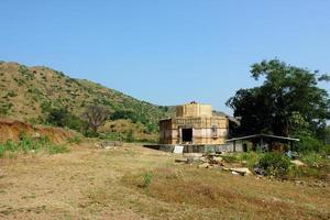 matematisk tempel i trimbakeshwar foto