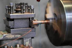 metallbearbetning i drift