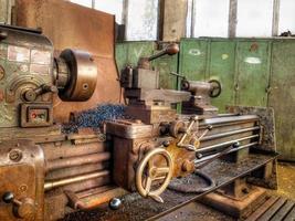 gamla maskiner