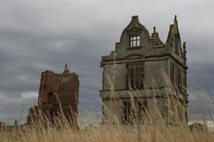 moreton corbett castle, shropshire foto